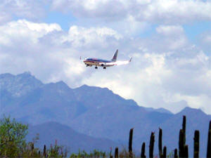 Airlines - To Los Cabos or La Paz, then...